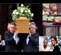 Funeral del Actor de Rapido y Furiosos Paul Walker 2013