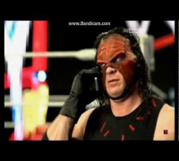 Funny Kane Segment with Halle Berry from Monday Night Raw 11/3/13