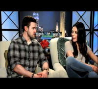 FWB Press Junket Interview with Justin and Mila
