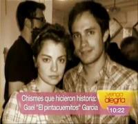 Gael Garcia deja a Natalie Portman por Dolores Fonzi