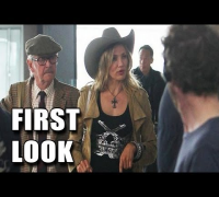 Gambit Movie Photos (2013) - Cameron Diaz, Colin Firth