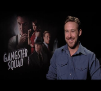GANGSTER SQUAD Interviews: Josh Brolin, Ryan Gosling, Emma Stone and more!