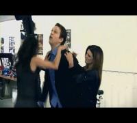 Gina Carano & Michelle Rodriguez vs Pete Holmes