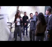 Gina Garano vs Michelle Rodriguez [Behind The Scenes]