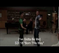 Glee ~ ALL Songs Cory Monteith Has Sung In PART 1