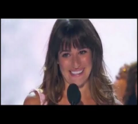 Glee Cast & Lea Michele Talk About Cory Monteith 's Death at the TCA 2013 [Full]