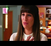 'Glee': Lea Michele Cries For Cory Monteith In Tribute Episode