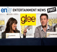 Glee Season 4 Comic Con Preview: Lea Michele, Cory Monteith, Darren Criss & More From Comic Con