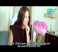 GLITZ Entrevista a Adriana Lima (Victoria's Secret Fashion Show)