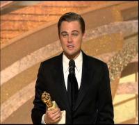 Golden Globes 2005 Leonardo DiCaprio Best Actor Drama