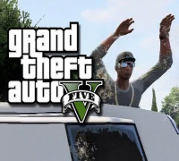 GTA 5 Online Random Moments! (GTA 5 Tunnel Driving, Harlem Shake, and More!)