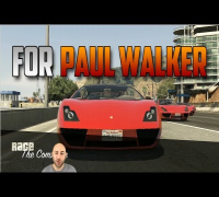 GTA V - Paul Walker, This Race Is For You