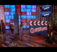 Guesstures with Jennifer Garner on Ellen Show Season 11