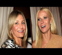 GWYNETH PALTROW and CAMERON DIAZ Waxing Buddies