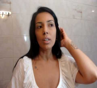 HAIR/CABELO - |Bruxinha Evelyn| - Bonequinha de Luxo - Audrey Hepburn Inspired