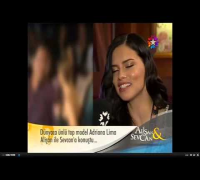 Hakan Akkaya ve Adriana Lima Söyleşisi