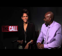 "Halle Berry and Morris Chestnut talk about their new movie ""The Call"""