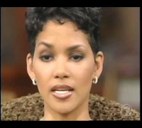 Halle Berry discusses her suicide attempt and promotes  BAPS    Part Two of Four