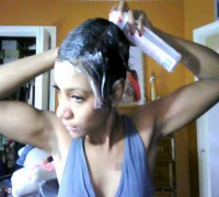 Halle Berry edges tutorial