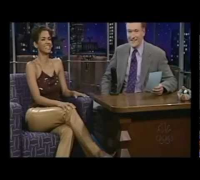 Halle Berry hot in Leather oT