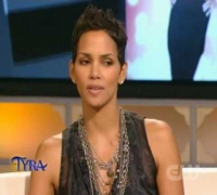 Halle Berry Interview HD (On Tyra Banks Show 11/11/09) Part 1