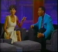 Halle Berry on Arsenio Hall - February 1993