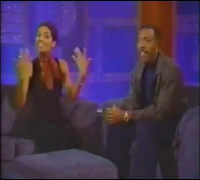 Halle Berry on Arsenio Hall - November 1993   Part Two
