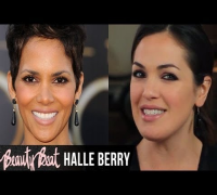 Halle Berry Oscars Makeup Tutorial - The Beauty Beat!