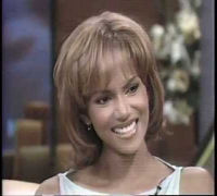 Halle Berry promotes  Introducing Dorothy Dandridge    Part One