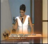 Halle Berry wins best actress