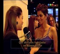 Halle Berry y un mensaje para sus fans argentinos - Telefe Noticias