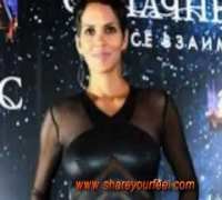 Halle Berry's second pregnancy