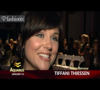 Happy Birthday, Doutzen Kroes & Tiffani-Amber Thiessen! January 23 | FashionTV