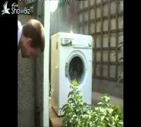 Harlem Shake Washing Machine