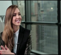 Harper's Bazaar   The Look with Jessica Alba