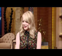 [HD] Emma Stone Interview On Live With Kelly 06-26-2012 (Part 1)