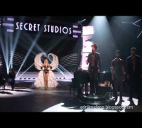 [HD] Victoria's Secret Fashion Show - Silver Screen Angels (Ft. Bruno Mars)