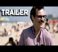 Her Official Trailer #1 (2013) -- Joaquin Phoenix, Scarlett Johansson, Amy Adams, Rooney Mara