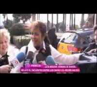 Hermana de Shakira, Lucy habla del nacimiento de Milan