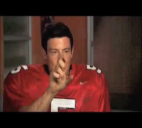 Hilarious Moments Of Cory Monteith!