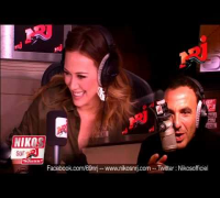 Hilary Duff - About Lindsay Lohan - Interview - Le 6/9 NRJ