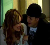 Hilary Duff and Joel Madden 2