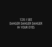 HILARY DUFF - Danger With Lyrics