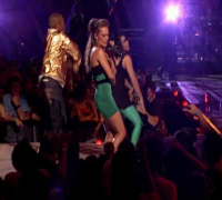 Hilary Duff Ft Plastilina Mosh / Premios Mtv 2007 HD