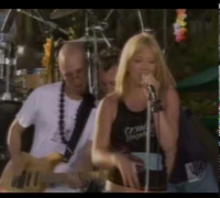 Hilary Duff - Little Voice (Live)