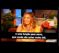 Hilary Duff na Ellen Degeneres - Especial Dia das Mães (legendado)