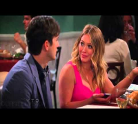 Hilary Duff on Two and a Half Men [2 of 3]