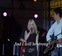 Hilary Duff - Someone's watching over me lyrics (subtitle)