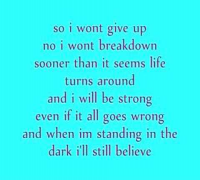 Hilary Duff Someone's Watching Over Me  w/Lyrics