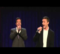 History of Rap - Jimmy Fallon & Justin Timberlake